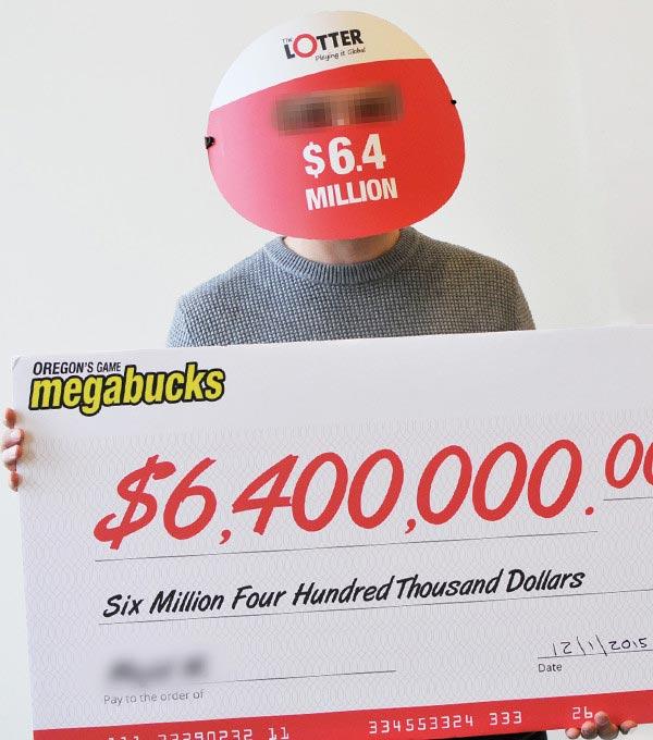 Spieler aus dem Irak knackt Oregon Megabucks Jackpot