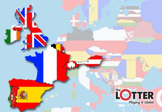 EuroMillionen Länder