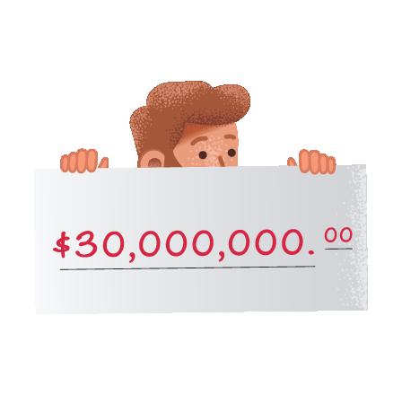 Lotto Gewinner