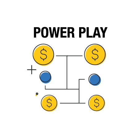 Der Powerball Power Play Multiplier