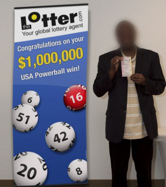 theLotter's Powerball Millionaire Speaks About His Lottery Win