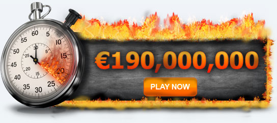 EuroMillions - $190,000,000 - Play Now!